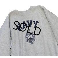 【90's】【USA製】【ビンテージ】【NAVY】【スウェット】【サイズXL】