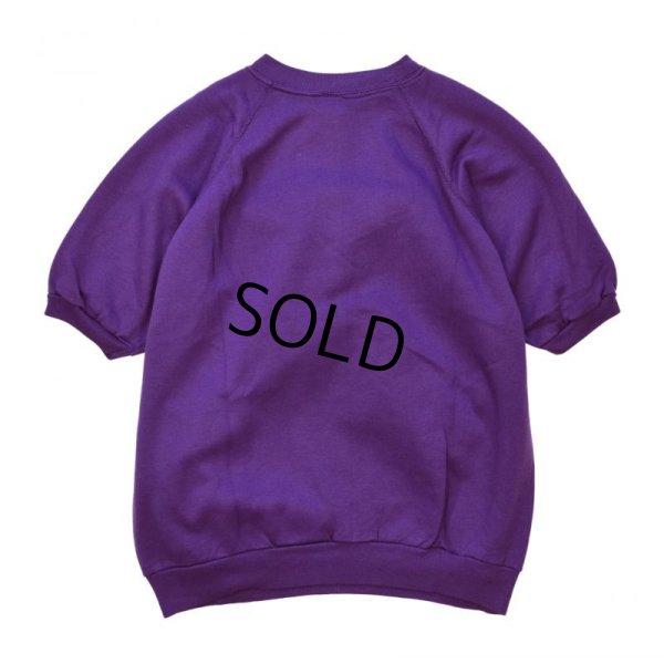 画像3: 【USA製】【ビンテージ】【紫】【半袖スウェット】【WATERVILLE】【サイズXL】