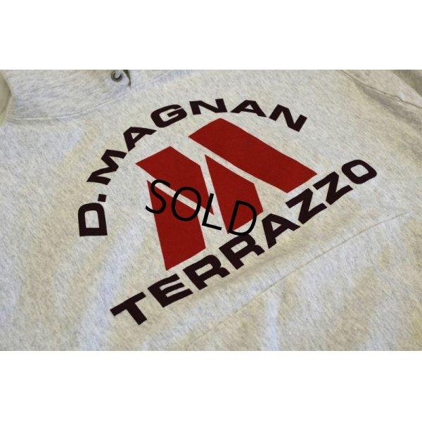 画像4: 【チャンピオン】グレー【D.MAGNAN TERRAZZO】【リバースウィーブ】【スウェットパーカー】【サイズL】