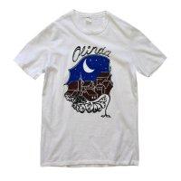 【ビンテージ】【白】【Olinda】【Tシャツ】【サイズS程度】