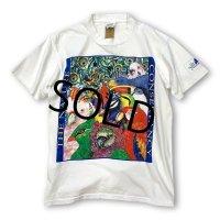 90's【ビンテージ】【The Nature conservancy】ザ・ネイチャー・コンサーヴァンシー白【Tシャツ】【サイズL】
