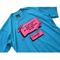ビンテージ【スクリーンスターズ】【水色】【JOHN CAFERTY AND THE BEAVER BROWN BAND】【Tシャツ】【サイズL】